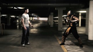 Mortal Kombat: Nerd vs. Scorpion (2013)