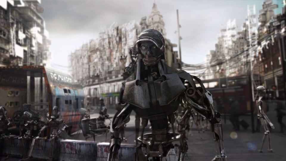 Robots of Brixton (2011)