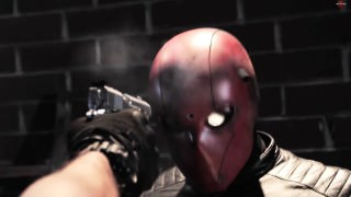 Red Hood vs. Punisher – Super Power Beat Down (2014)