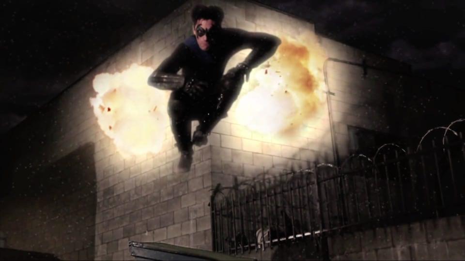 Nightwing vs. Gambit – Super Power Beat Down (2012)