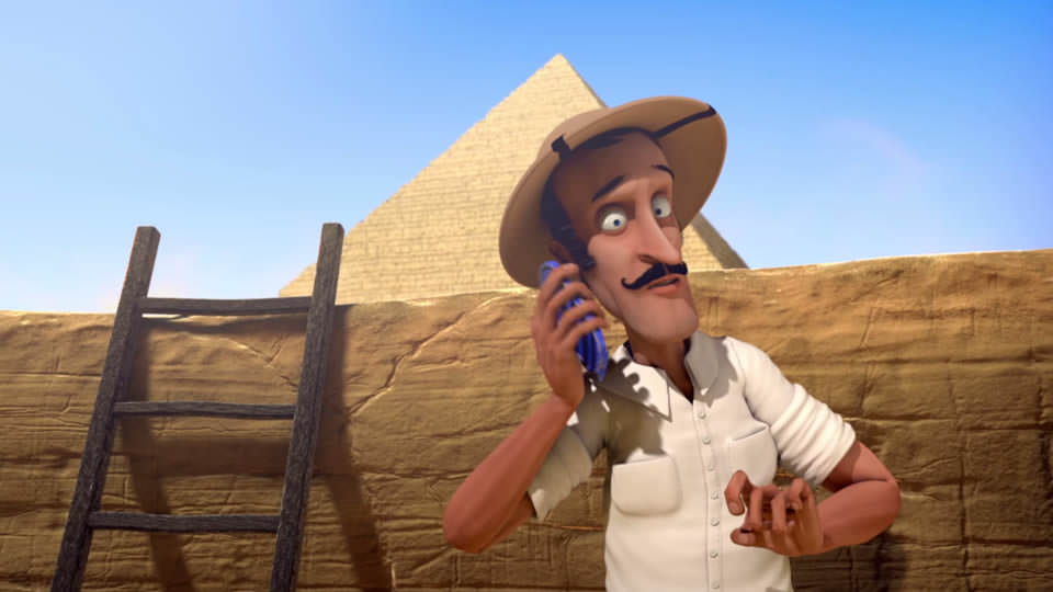 The Egyptian Pyramids (2013)