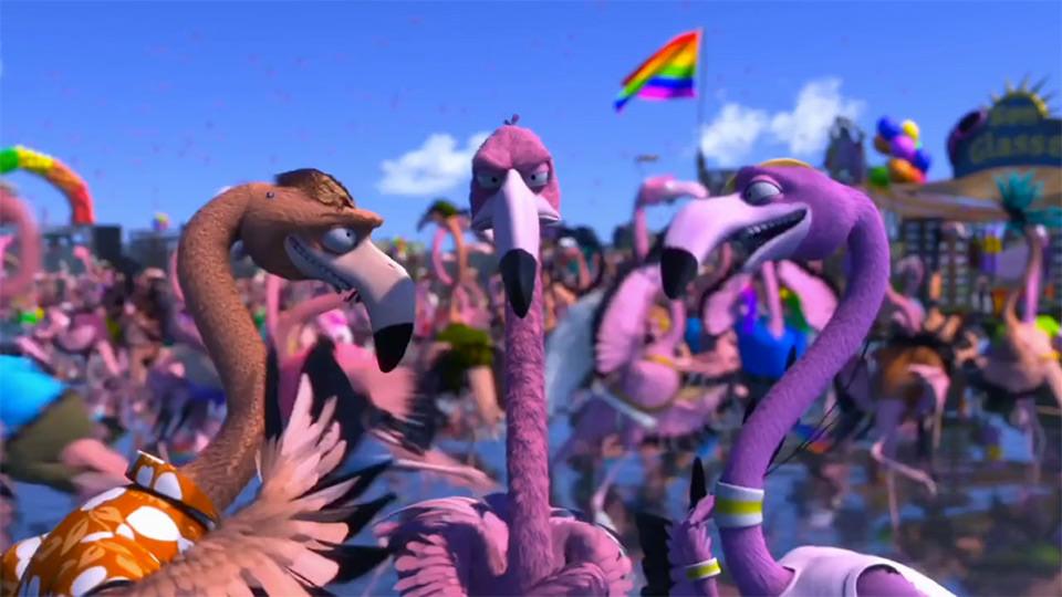 Flamingo Pride (2012)
