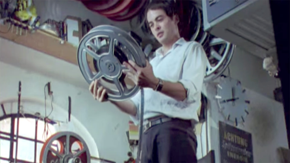 The Secret Adventures of the Projectionist (2007)