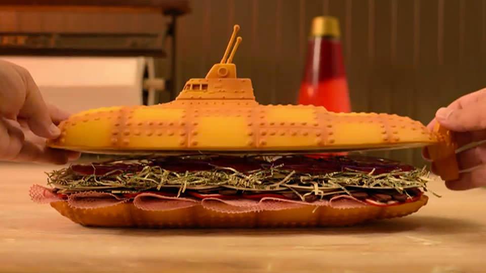 Submarine Sandwich (2014)