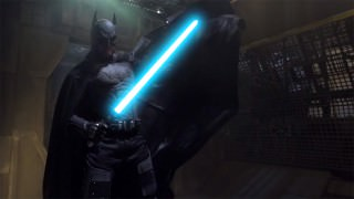 Batman vs. Darth Vader – Super Power Beat Down (Alternate Ending) (2015)