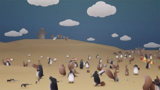 The Squirrel and the Penguin (2011)