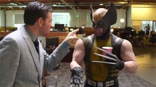 Wolverine at the Office (2015)