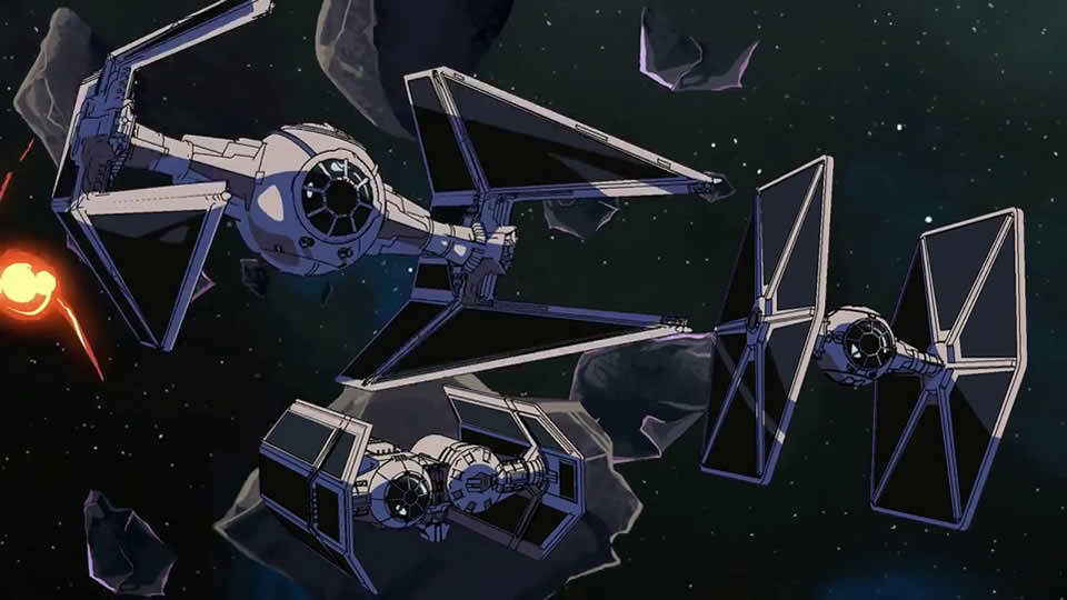 Star Wars: TIE Fighter (2015)