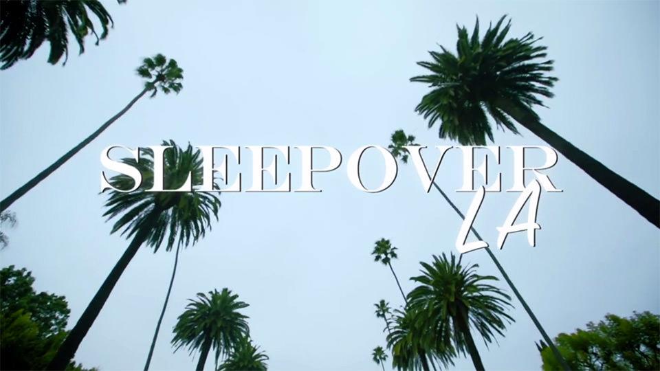 Sleepover L.A. (2014)