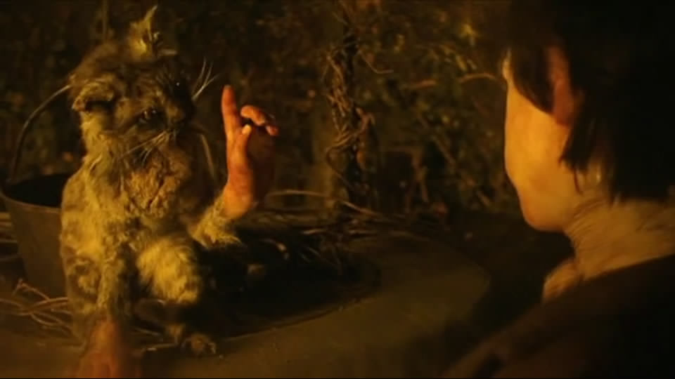 The Cat with Hands (2001)
