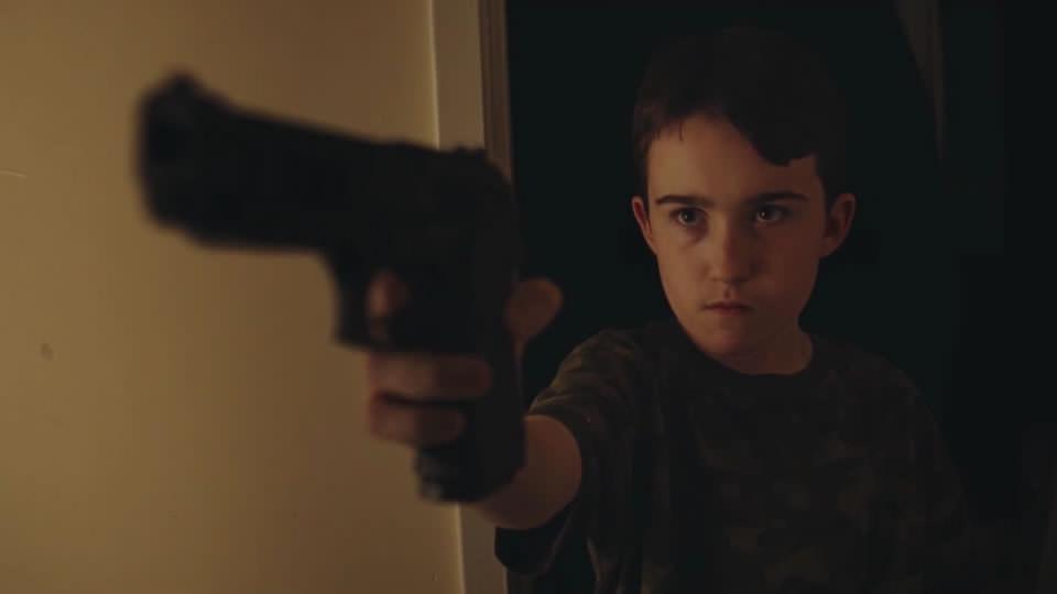 Wolf at the Door (2015)