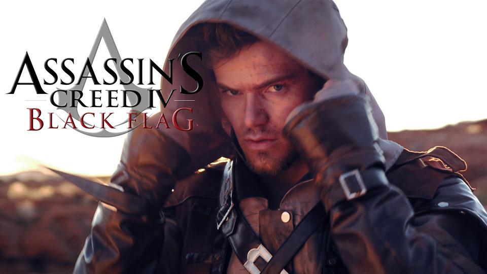 Assassins Creed Black Flag Short Film (2014)