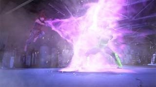 Green Ranger vs. Ryu – Super Power Beat Down (2015)