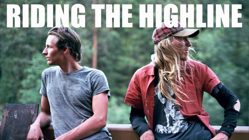 Riding the Highline (2015)