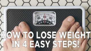 How to lose weight in 4 easy steps (2015)