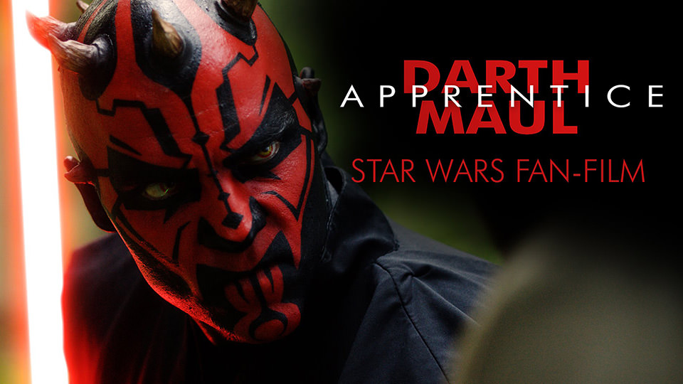 DARTH MAUL: Apprentice – A Star Wars Fan-Film (2016)
