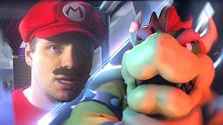 Star Wars Mario Squadron (2016)