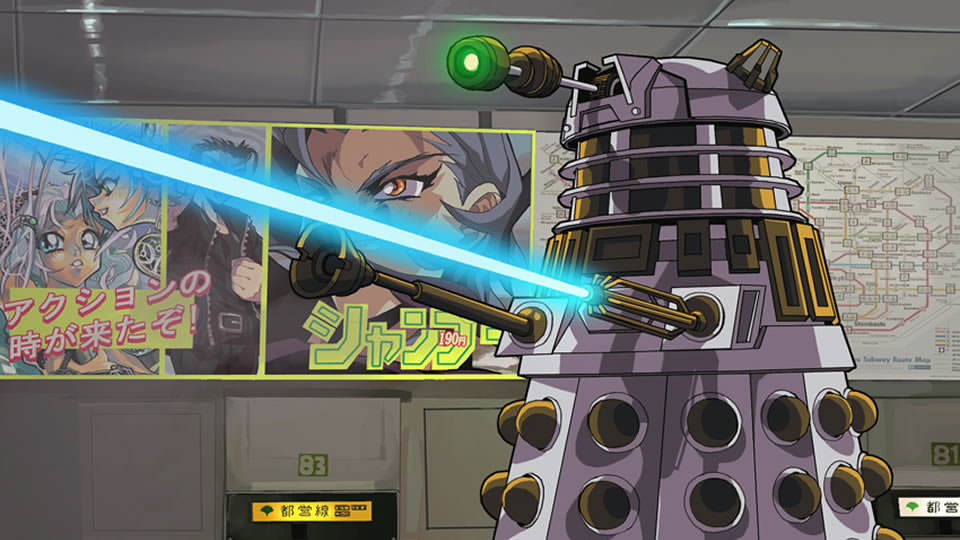 Doctor Who Anime (2011)