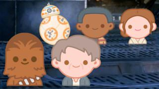 Star Wars: The Force Awakens as told by Emoji (2016)