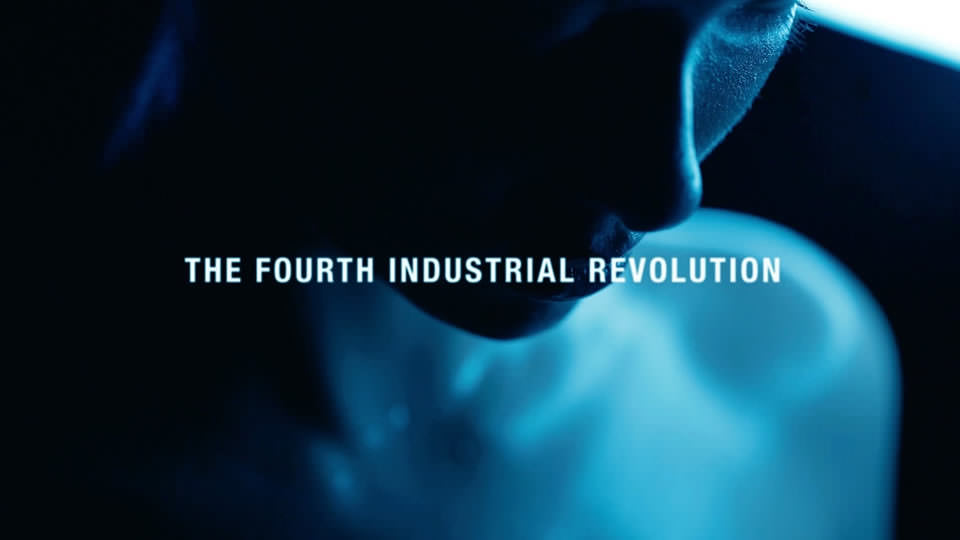 The Fourth Industrial Revolution (2016)