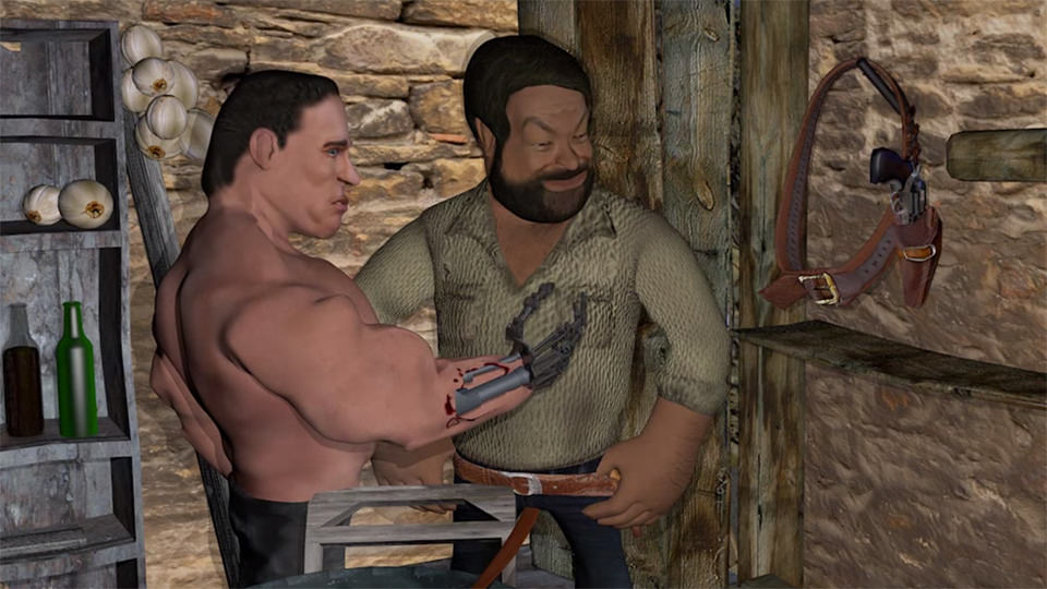 Bud Spencer VS Terminator Teil 1 (2013)