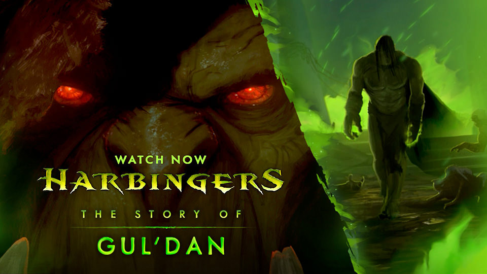 Harbingers –  The Story of Gul'dan (2016)