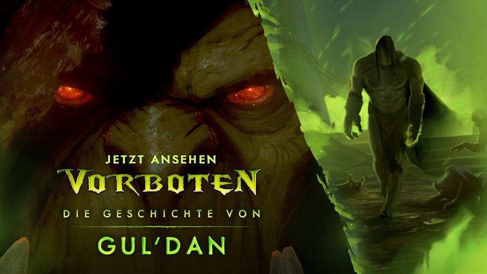 Vorboten – Die Geschichte von Gul'dan (2016)
