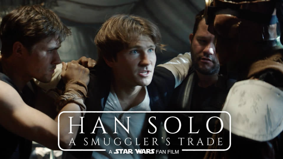 Han Solo: A Smuggler's Trade (2016)
