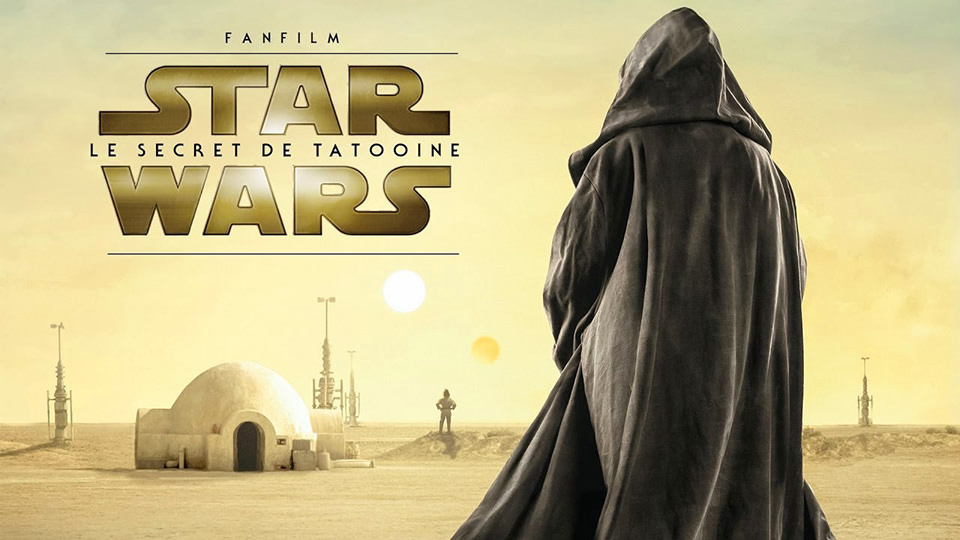 The Secret Of Tatooine (2016)