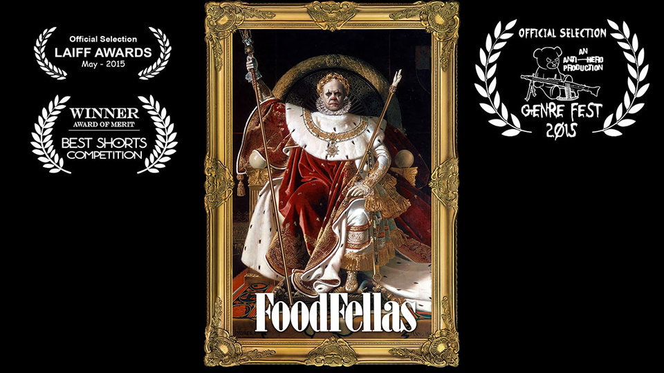 Foodfellas (2015)