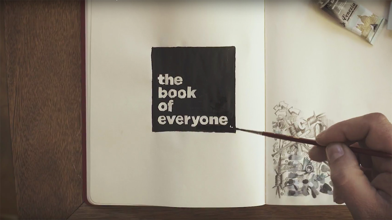 A Chat with Steve Hanson of The Book of Everyone (2017)