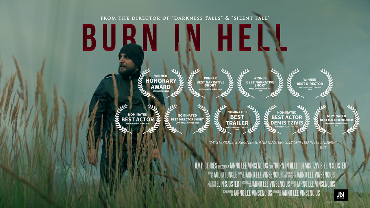 Burn in Hell (2015)