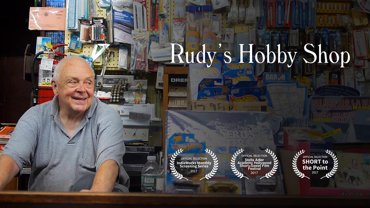Rudy's Hobby Shop (2017)