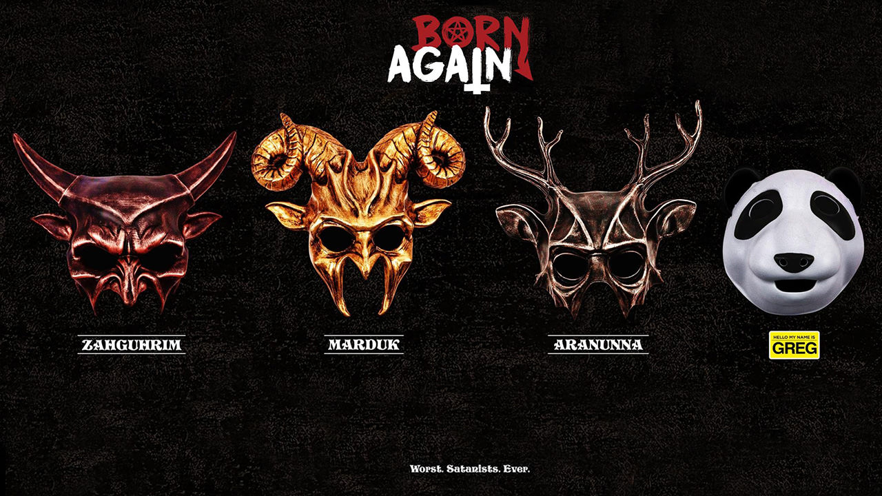 Born Again (2016)